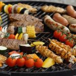 grilling, from the tablegrill, grilled meats
